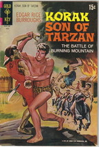 Korak, Son of Tarzan Comic Book #42 Gold Key Comics 1971 FINE - $9.74