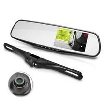 Full HD 1080p DVR Dual Camera Video Driving System, Rearview Backup / Pa... - $82.97