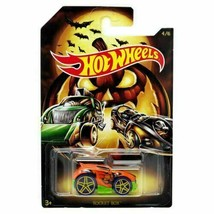 Mattel Hot Wheels Halloween 2019 Scary Cars 4/6 - $6.92