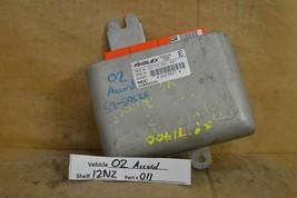 2001-2002 Honda Accord 3.0L ABS Braking System 39770S87A01 Module 11 12N2 - $9.89