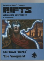 "Chi-Town ""Burbs"" - The Vanguard - Rifts Adventure Sourcebook - SC - 2003. - $14.89"