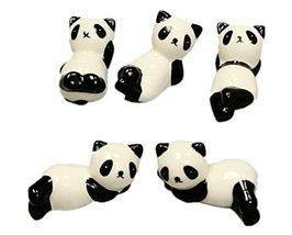 8 Pack of Panda Design Chopsticks Spoons and Forks Holder - $30.09