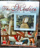The Medici Great Moments of History PC Windows CD - $12.95