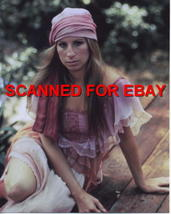 Barbra Streisand    8 X 10   Photo  2648e - $14.99