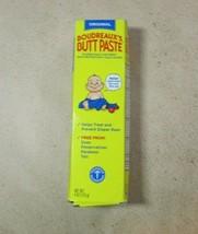 Original Boudreaux's Butt Paste Diaper Rash Ointment, 4 oz Tube 09/2021 - $3.80