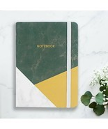 Office School Essential Ruled Notebook,192 Pages, A5 Hard Cover Lined Journal - $12.88