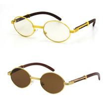 Gafas Lentes Espejuelos y Oculos de Sol Regalos Para Hombre Masculinos M... - $14.20
