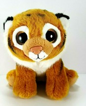 Ty Beanie Boos Babies Orange Tiger Tiggs stuffed beanbag plush Stuffed T... - $9.89