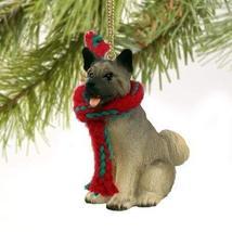Akita Gray Original Ornament - $14.69