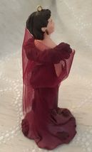 Hallmark SCARLETT O'HARA Ornament GONE WITH THE WIND with Box image 3