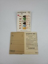 1960's Butterick 4965 Misses A-Line Skirts Pleated, Darted, Flared Waist... - $9.99