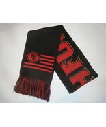 """San Francisco 49ers """"FAITHFUL""""  Scarf  - $30.00"""