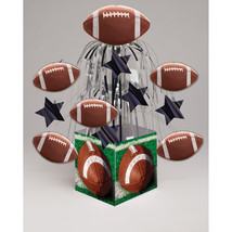 Tailgate Rush Mini Cascade Centerpiece with Base/Case of 6 - £24.72 GBP