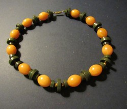 Vintage Bakelite Necklace - $209.00