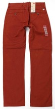 NEW LEVI'S 513 MEN'S SLIM STRAIGHT FIT COTTON PANTS TROUSER 513-0007 SIZE 38X30 image 2