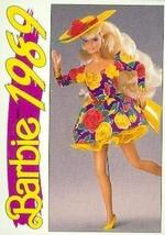 Barbie Paris Pretty Fashions (2) trading card (1989) 1991 Panini Another... - $3.00