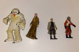 Star Wars Force Link Lot Of 4 Figurines No Weapons - $34.65