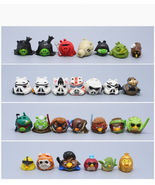 20pcs Star Wars Angry Birds Telepods action Figures EXCLUSIVE RARE Serie... - $14.48+