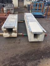 """Trenched Cable Bus Systems 10' x 23.5"""" x 20"""" and 86"""" x 23.5"""" x 20"""" - $645.00"""