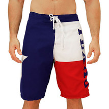 Texas Flag Lone Star State Men's Board Shorts Swim Trunks - $24.95+