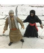 Disney Indiana Jones Raiders Of The Lost Ark Action Figures Lot Of 2 LFL... - $16.82