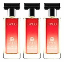 Avon CANDID Classics Collection Cologne Spray 1.7 Fl oz LOT OF 3 Brand New - $36.62