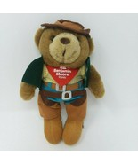 "Benjamin Moore Cowboy Teddy Bear Collectible 9"" EUC - $10.36"