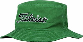 NEW! Titleist Needle Point Bucket Hat 2016 (Small/Medium, Sage) - $69.18
