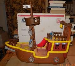 Fisher Price Disney Jake & The Neverland Pirates Bucky the Musical Pirat... - $23.38