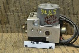 98-99 Infiniti I30 ABS Control Unit OEM 476000L705 Module 115-11d1 - $27.69
