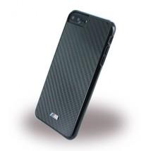 BMW M Carbon Fiber Hard Case - Carbon Designer case for iPhone 7,8 Plus ... - $54.11