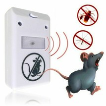 Electronic Ultrasonic Anti Mouse/Mosquito Repeller 220V Pest Rejector US... - $4.99