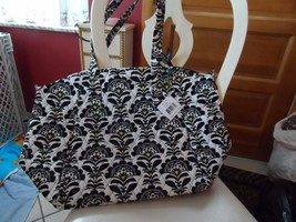 vera bradley X large travel tote in FanFare  - $42.00