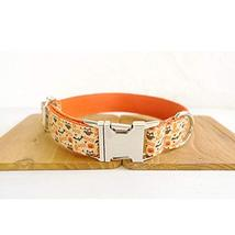 NACOCO Dog Halloween Collar Charm Small to Large Dog Happy Halloween Pum... - $12.86