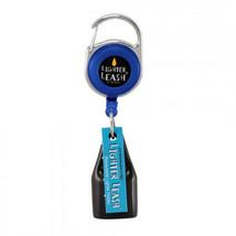 Lighter Leash Retractable Lighter Holder w/Premium Clip-Blue - $5.79