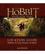 The Hobbit Motion Picture Trilogy Location Guide Hardcover Trade Book 20... - $15.47