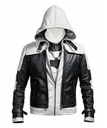 New Batman Arkham Knight Game Red Hood Leather Jacket & Vest Costume - £69.79 GBP+