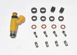 Yamaha Outboard Fuel Injector Service kit - Orings, Seals, filters 115HP... - $24.00