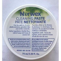 NEW Norwex Top Seller Cleaning Paste 74ml 2.5fl oz - Cleans,Polish FREE ... - $31.78