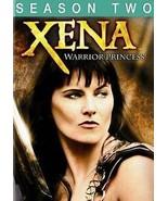 Xena: Warrior Princess - Season Two - 5 Disc - $10.61