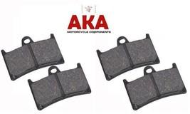 """Two Sets of Front Brake Pads for Yamaha FJR 1300 """"5JW"""" 01-04 FA252 (2 SETS) - $15.92"""