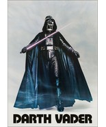 "Star Wars Movie ""Darth Vader"" Stand-Up Display - Jedi Empire Sci-Fi Space - $16.99"