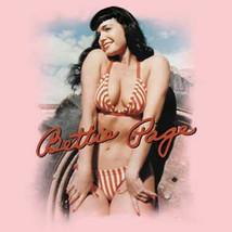 Bettie Page Wholesome!, Bikini Photo T-Shirt, Size 2X (XXL) NEW UNWORN - $18.37