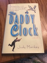 The Daddy Clock par Judy Markey Couverture Rigide Ships N 24h - $31.01