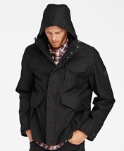 Timberland Ragged Mountain 3 In1 Waterproof Field Jacket Mens BLACK A1RX... - $149.00