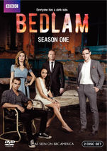 BEDLAM Complete First Season One 1 [DVD New] BBC TV Series - $19.99