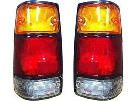 1 PAIR TAIL REAR LIGHT LAMP FOR ISUZU PICKUP AMIGO TFR HONDA PASSPORT 19... - $49.69