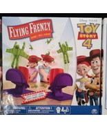 Disney Pixar~Toy Story 4~Flying Frenzy Game~How many figures can you cat... - $42.56