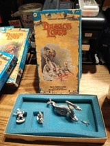 Vtg 1985 Grenadier SEA DRAGON Lords Metal Figure Miniature Box Set - Unp... - $28.70
