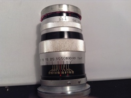 Asahi 2X Tele-Converter Lens and Cannon 100mm Lens  image 4